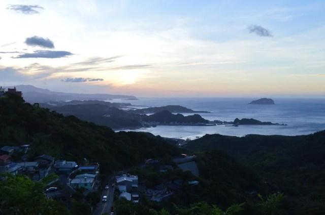 台湾、九份(九分)の風景【台湾】