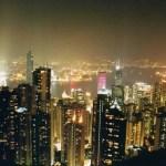 高層ビルぎっしりの香港の風景と100万ドルの夜景【香港・マカオ】
