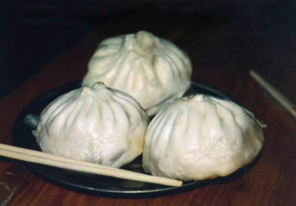 蘇州で食べたぶたまん 【蘇州】