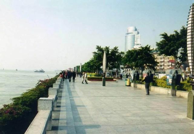 福建省の経済特区、アモイ【厦門】