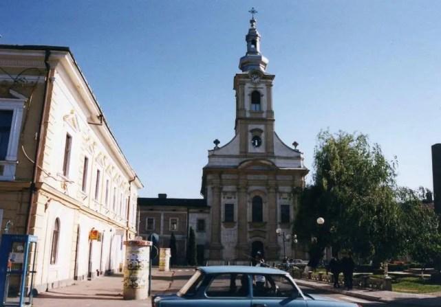 シゲット・マルマツィエイの町 【ルーマニア】