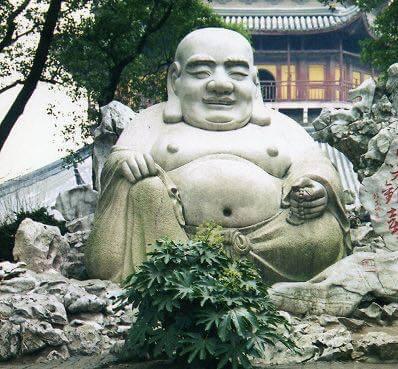 虎丘塔の石像【蘇州】