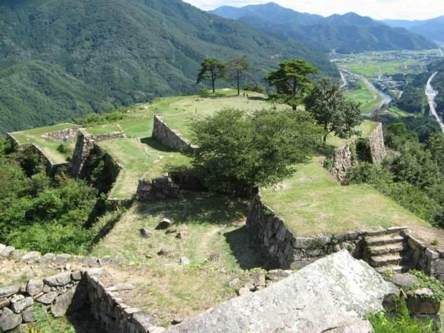 竹田城(但馬和田山)日本のマチュピチュ