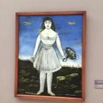 トビリシの国立美術館で「ニコ・ピロスマニ」の絵を観る【ジョージア(グルジア)】