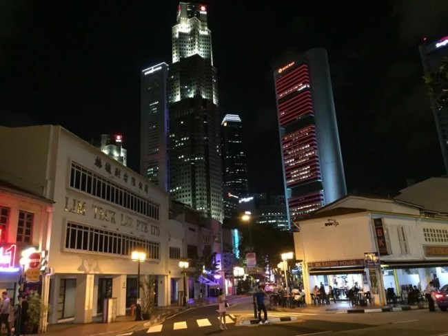 ボートキーエリア【シンガポール】