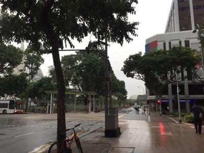 シティホールからチャイナタウンへ【シンガポール】