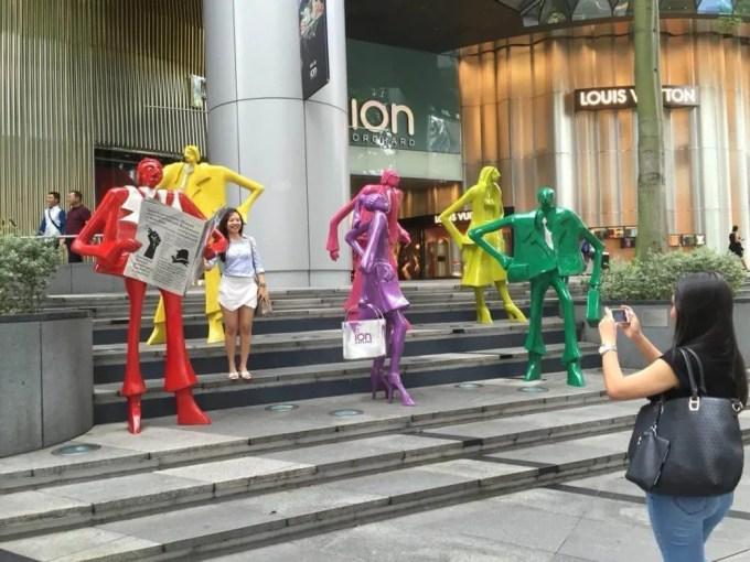 オーチャード【シンガポール】