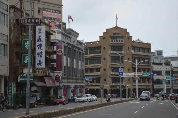 林百貨店【台湾8(台南ぶらぶら歩き)】