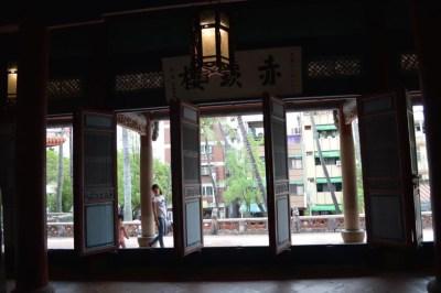 赤崁楼【台湾8(台南ぶらぶら歩き)】
