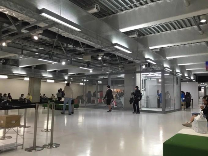 成田空港【台湾1(成田〜高雄)】