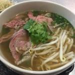 『ハノイのホイさん』大満足必至!ミディアムレアの牛肉が入ったフォー@渋谷