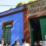 『フリーダ・カーロ博物館』・・近代メキシコの女流画家「フリーダ・カーロ」の生家「青い家」【メキシコ】