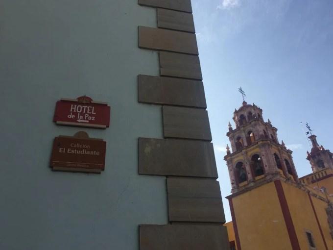 グアナファトの街(グアナファト②朝)【メキシコ】