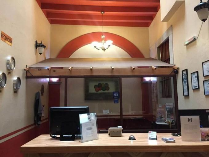 ホテル・デ・ラパス(グアナファト①)【メキシコ】