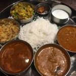 サンバル、ラッサム、ポリヤルが美味しい!南インド料理店『ソニア』@溜池山王