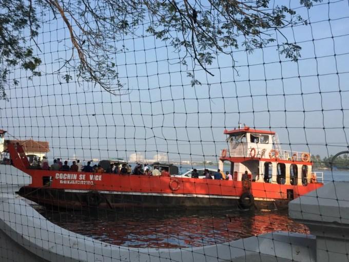 Brunton Boatyard フォートコーチン(南インド・ケララ州2)
