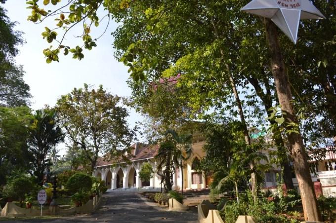 司教の館 フォートコーチン(南インド・ケララ州2)
