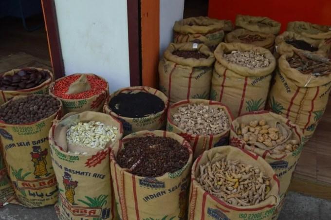 スパイス倉庫街 フォートコーチン(南インド・ケララ州3)