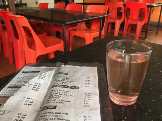 インディアンコーヒーハウス(南インド・ケララ州4)