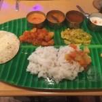 都内の南インド料理店の草分け。日本人シェフの作るミールス!『カレーリーフ』@東中野