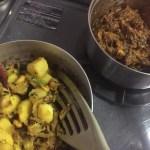 【レシピ】チャパティに合う!ほくほくじゃがいものスパイス炒め「アルーマサラ」