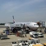 アエロフロート航空で、成田からモスクワ経由ヘルシンキへ