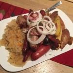 エストニア郷土料理が食べられる可愛くて雰囲気のいいレストラン『クルドゥセ・ノッツ・クルツ』で@エストニア・タリン