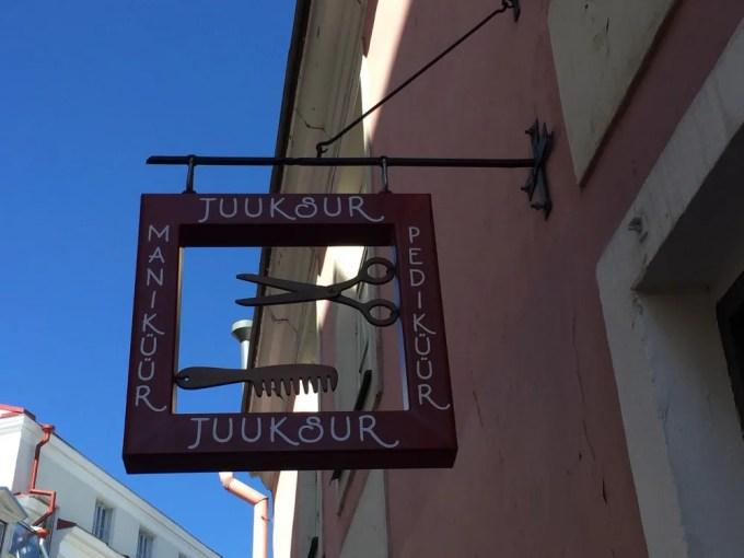 タリン旧市街:タリン街歩き午後(バルト三国⑤:エストニア:タリン)