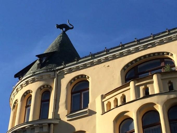リガ旧市街(バルト三国⑧:ラトビア:リガ)