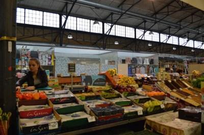 ハレス市場(バルト三国12:リトアニア:ビリニュス)