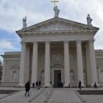 ビリニュス街歩き午前(前編):ハレス市場~大聖堂【バルト三国・リトアニア】