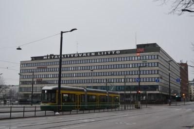ヘルシンキ観光(バルト三国②)