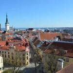 中世の面影を色濃く残す「タリン旧市街」(世界遺産)の街並みをぶらぶら散歩♪【バルト三国・エストニア】
