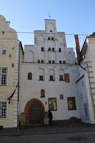リガ旧市街(バルト三国⑦:ラトビア:リガ)