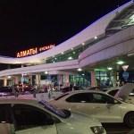 中央アジア、カザフスタン最大の都市アルマトイへ【キルギス旅①】