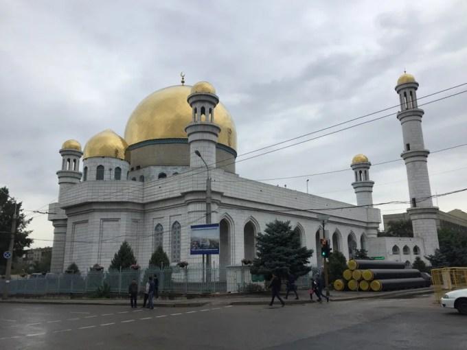 アルマトイ観光【キルギス旅②】