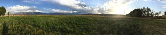 ボコンバエバ(イシク・クル湖、ホースライド)【キルギス旅⑧】