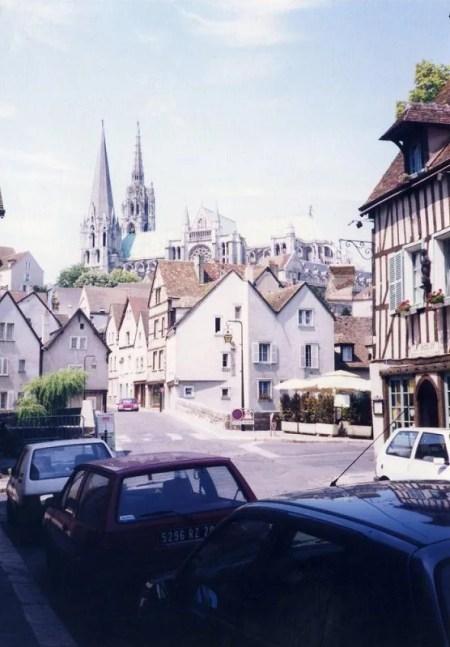 フランス、シャルトル