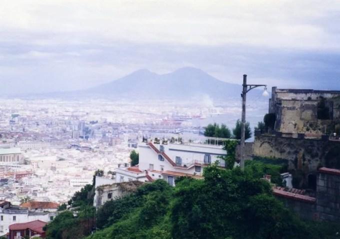 イタリア、ナポリ