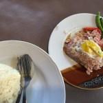 おしゃれエリア「ニマンヘミン」にある行列のできる北タイ料理店『トーン(tong)』@タイ・チェンマイ