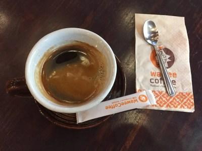 ワーウィーコーヒー【タイ・チェンマイ⑤】