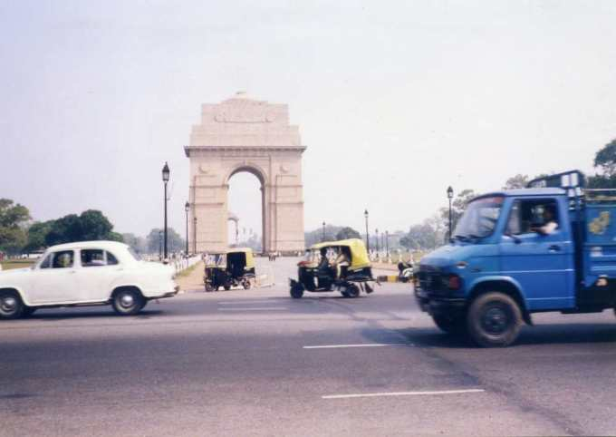 インド、デリー