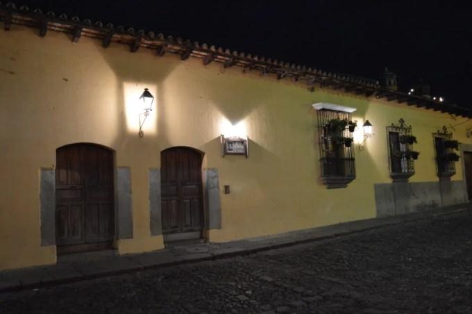 Hotel Mesón de María【グアテマラ①:成田~アンティグア】
