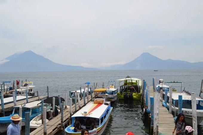 パナハッチェル【グアテマラ④:アティトラン湖1】