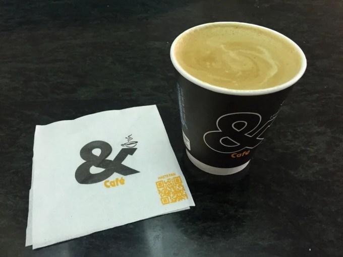 &Cafe【グアテマラ⑧:フローレス】