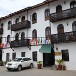 絶好の立地とアラブ風のクラシカルな雰囲気が魅力♪「フォロダニ・パーク・ホテル」@ザンジバル・ストーンタウン