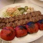イラン料理店『アラジン』でゴルメサブジとクビデカバブを賞味@六本木