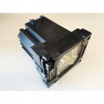 Original Ushio 003-120458-01 Lamp & Housing for Christie Digital Projectors - 240 Day Warranty