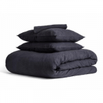 Cal King Linen Venice Set in Coal | Parachute