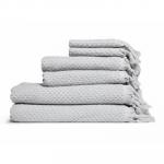 Parachute HomeTassel TowelsBath Towel / Grey